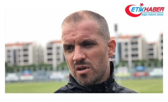 Bursaspor Teknik Direktörü Mustafa Er'den Serdar Özkan açıklaması