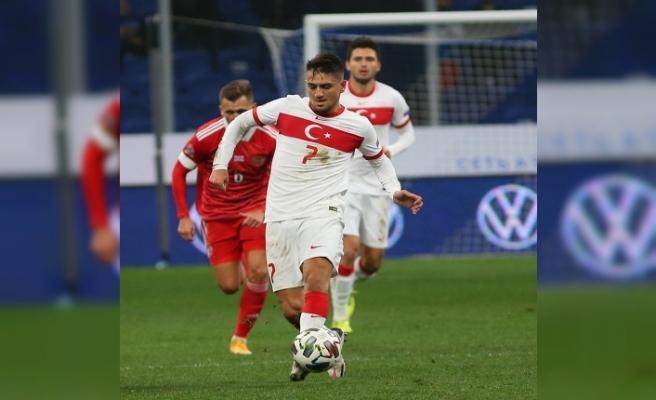 Milli futbolcu Cengiz Ünder, Avrupa Şampiyonası'ndaki 1,5 yıllık hayali için gün sayıyor