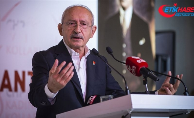 CHP Genel Başkanı Kılıçdaroğlu: Bütüncül bir muhtarlık kanununa ihtiyaç var