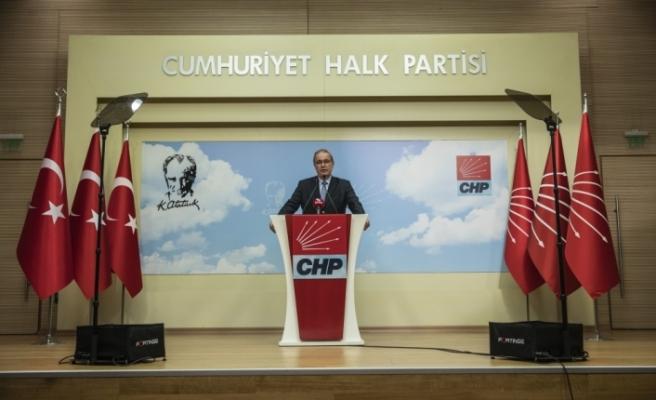 CHP Sözcüsü Öztrak, yerel mahkemenin Enis Berberoğlu ile ilgili kararını değerlendirdi: