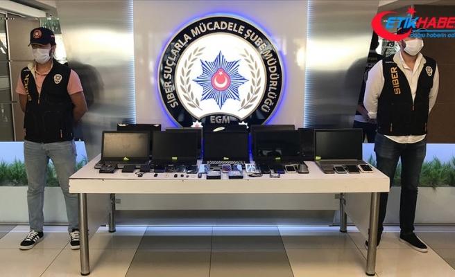 Çocukların 'cinsel istismarlı' görüntülerini paylaşan 22 şüpheliden 13'ü tutuklandı
