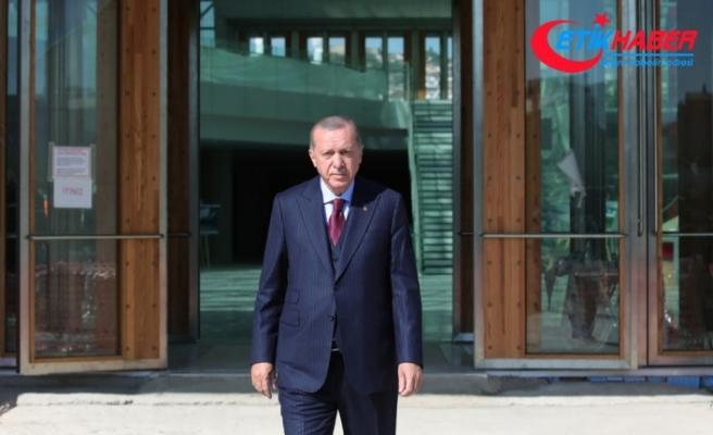 Cumhurbaşkanı Erdoğan, Kuveyt ve Katar'a gitti