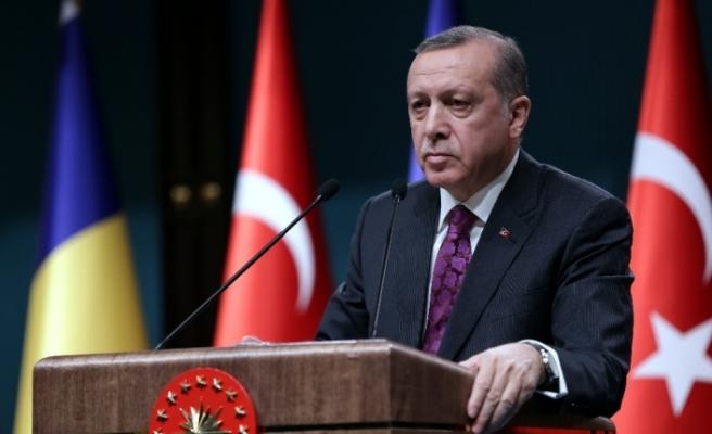 """Cumhurbaşkanı Erdoğan: """"5 aşı çalışması insan çalışmaları safhasına yaklaştı"""""""