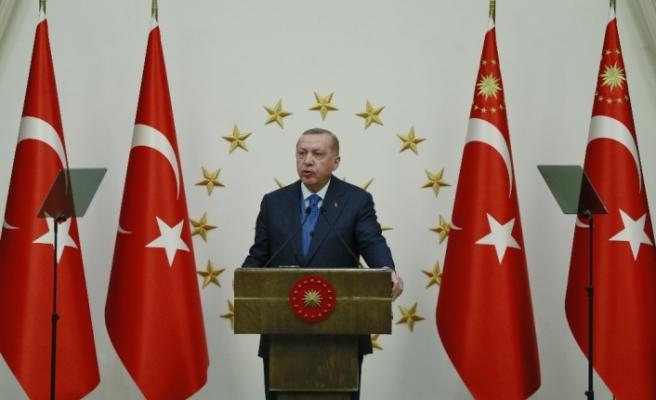 Cumhurbaşkanı Erdoğan, BM Dördüncü Kadın Konferansı'na video mesaj gönderdi