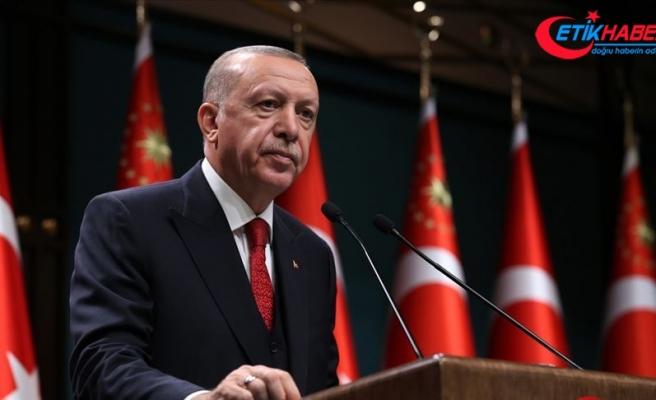 Cumhurbaşkanı Erdoğan, İzmir depremine ilişkin paylaşımda bulundu: