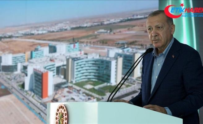 Cumhurbaşkanı Erdoğan: Karabağ işgalden kurtulana kadar bu mücadele sürecektir