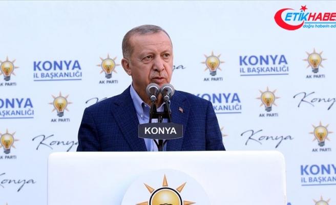 Cumhurbaşkanı Erdoğan: Katillerden hesap sormazsanız vicdanlarda kanayan yaraları iyileştiremezsiniz