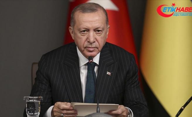 Cumhurbaşkanı Erdoğan: Türkiye Kırım'ın yasa dışı ilhakını tanımamıştır ve tanımayacaktır