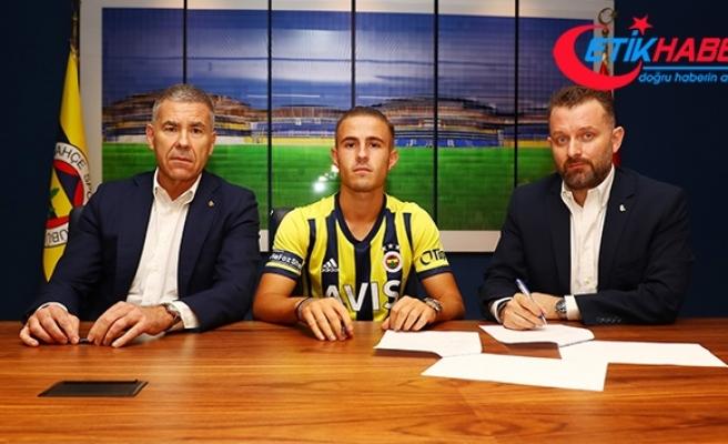 Dimitrios Pelkas Fenerbahçe'de