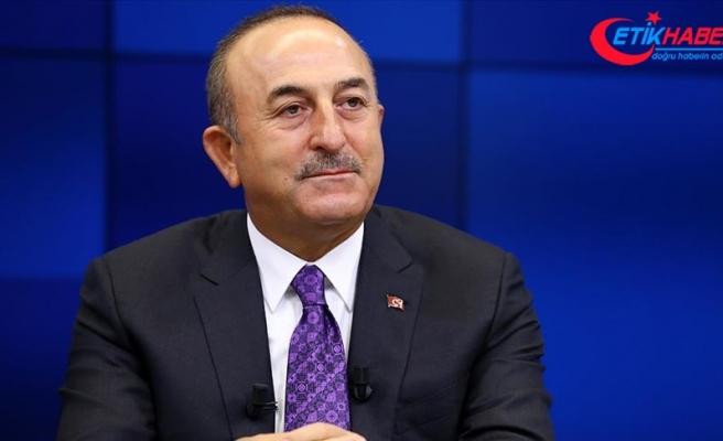 Dışişleri Bakanı Çavuşoğlu: Tek başımıza kalsak da Filistin davasını savunmaya devam edeceğiz