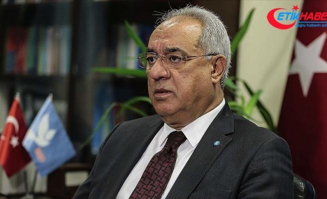 DSP Genel Başkanı Aksakal: KKTC Türkiye devletinin garantörlüğündedir