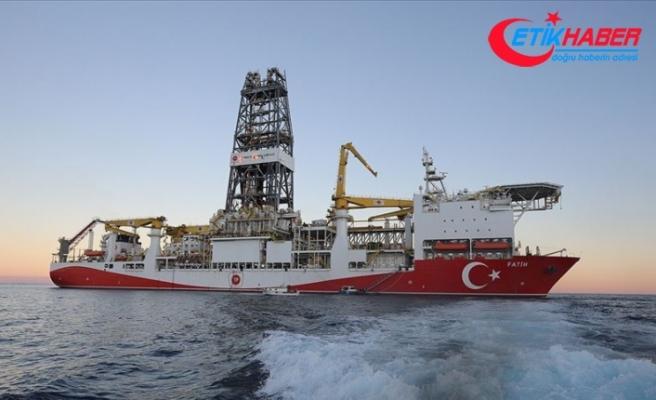 Enerji ve Tabii Kaynaklar Bakanlığı: Yavuz sondaj gemisi yeni lokasyonda sondaj faaliyetine devam edecek