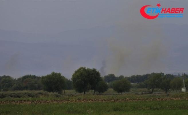 Ermenistan ordusu, Azerbaycan'da sivillerin yaşadığı yerlere saldırdı