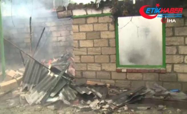 Ermenistan yine sivilleri hedef aldı, yaralılar olduğu açıklandı