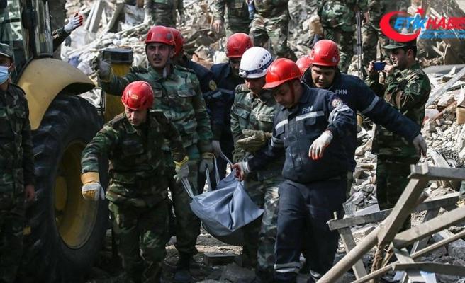 Ermenistan'ın saldırılarında Azerbaycanlı 43 sivil yaşamını yitirdi, 218'i ise yaralandı