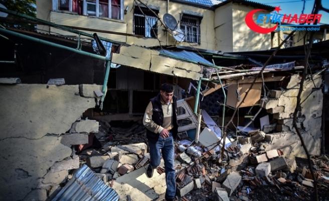 Ermenistan'ın saldırılarında 33 günde 91 sivil hayatını kaybetti