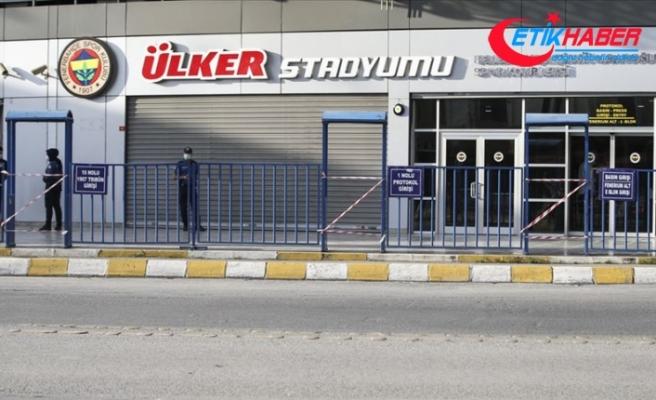 Fatih Karagümrük-Kasımpaşa maçı Ülker Stadı'nda oynanacak