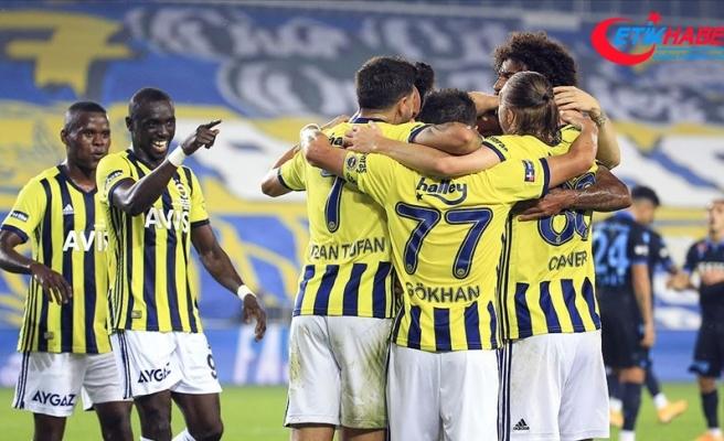 Fenerbahçe üst üste 3. galibiyetini aldı