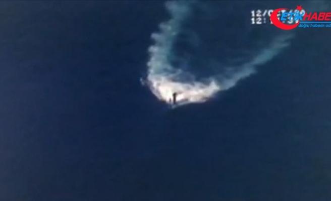 'Görünmez' denilen Yunan denizaltılarını TSK kesintisiz izliyor