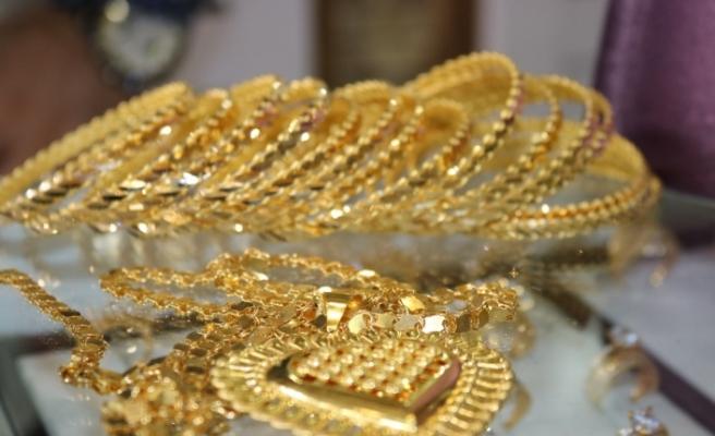 Gram altın 500 lira seviyelerinde