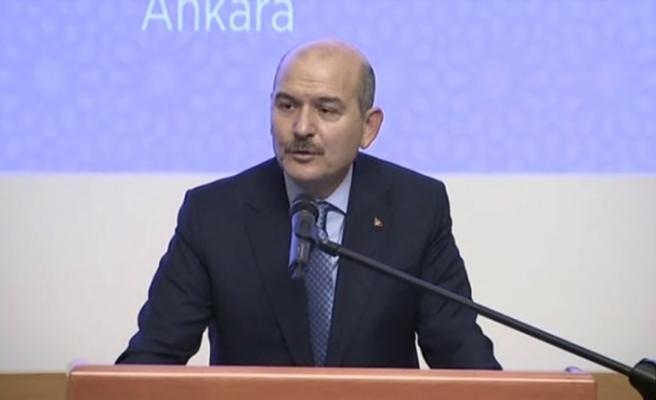 """İçişleri Bakanı Soylu: """"Çocuklarımıza terörü miras bırakmayacağız"""""""