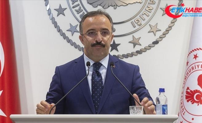 İçişleri Bakanlığı Sözcüsü Çataklı: Türkiye Van depremi sürecini başarılı bir şekilde yönetti