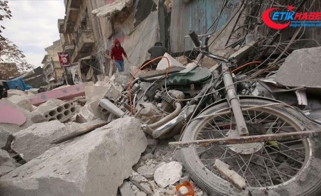 İnsan Hakları İzleme Örgütü: Suriye'de Esed rejimi güçleri ve Rusya, İdlib'de savaş suçu işledi