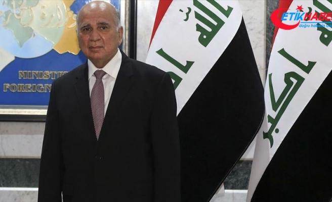 Irak Dışişleri Bakanı: ABD'nin çekilmesi, Irak'a yönelik uluslararası güveni kaybettirir
