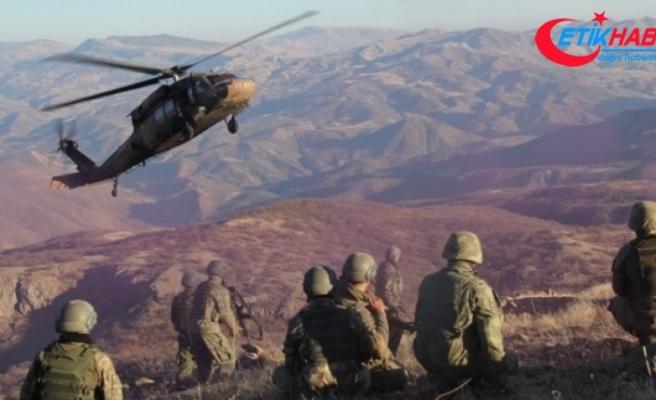Zeytin Dalı bölgesinde 4 PKK/YPG'li terörist etkisiz hale getirildi