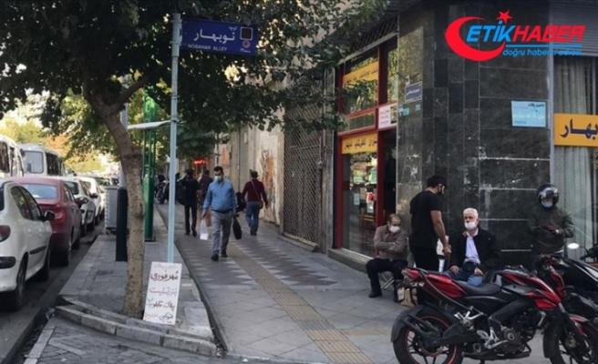 İran'da Kovid-19 tedbirleri kapsamında 43 şehirde iş yerleri kapatılacak