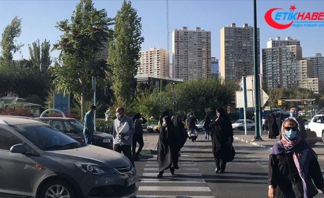 İran'da 187 kişi daha Kovid-19'dan hayatını kaybetti
