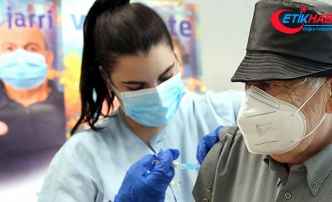 İspanya'da son 24 saatte 11 bin 970 korona virüs vakası