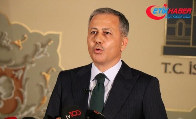 İstanbul valisinden vatandaşlara uyarı