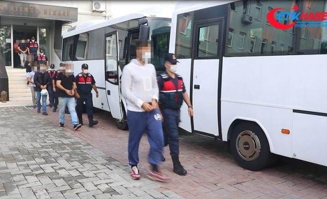 İstanbul merkezli 3 ilde sahte içki operasyonunda 17 tutuklama