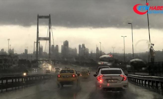 Meteoroloji 2 bölgeyi uyardı! Ege ve Marmara'da yağış bekleniyor