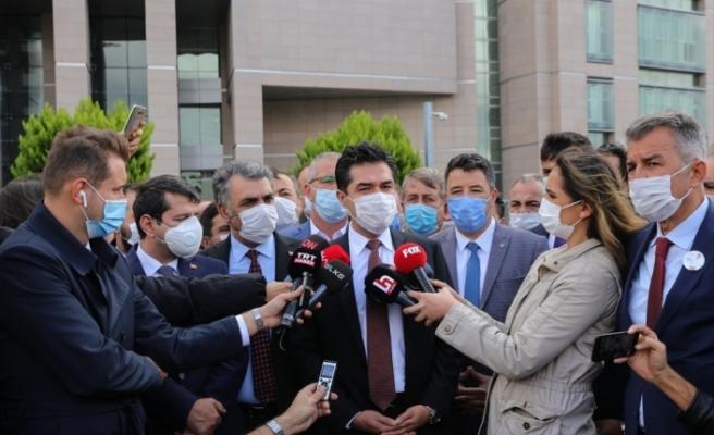 İYİ Parti İstanbul İl Başkanı Kavuncu, Milletvekili Özdağ hakkında suç duyurusunda bulundu