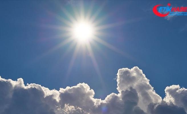Karadeniz Bölgesi'nde 7 ilde sıcaklık mevsim normallerinin üzerine çıkacak