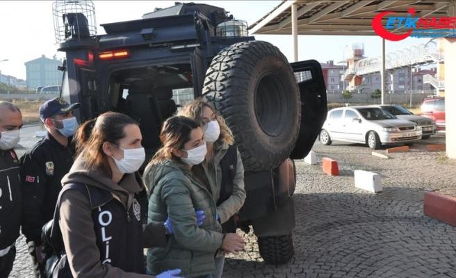 Kars merkezli operasyonda HDP'li belediye yöneticilerinin de arasında olduğu 19 kişi gözaltına alındı