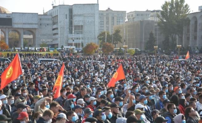 Kırgızistan'da 6 siyasi partinin liderlerinden oluşan Koordinasyon Kurulu oluşturuldu