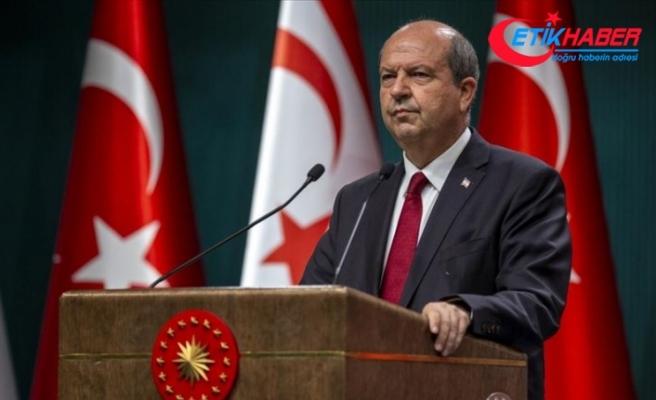 KKTC Başbakanı Tatar: Perşembe sabahı Kapalı Maraş sahilinden istifade etmeye başlanılacak