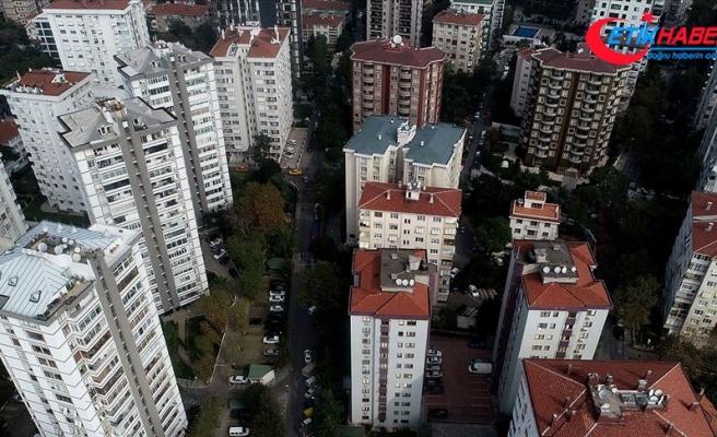 Gayrimenkul başına en yüksek ücret 2020'de İstanbul ve Muğla'da ödendi