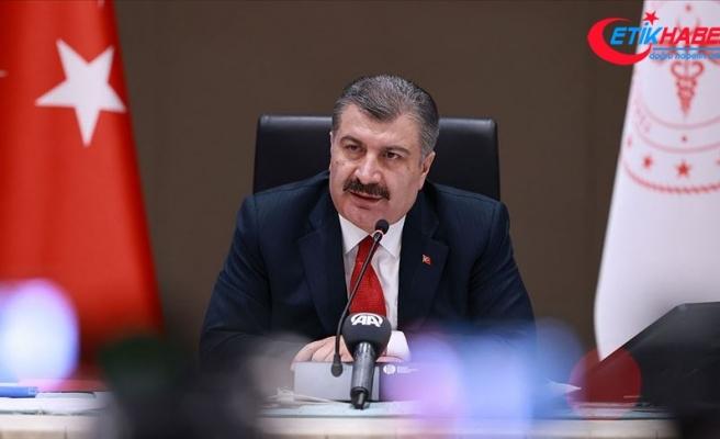Koronavirüs Bilim Kurulu Sağlık Bakanı Koca başkanlığında İstanbul'da toplanıyor