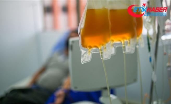 Kovid-19 tedavisi görmüş yaşlı erkekler, plazma bağışı için en güçlü aday