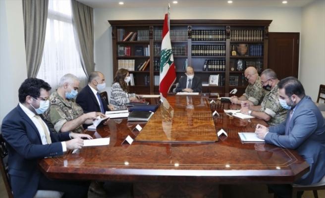 Lübnan: İsrail'le müzakerelerin ilk aşaması deniz sahasıyla sınırlı olacak