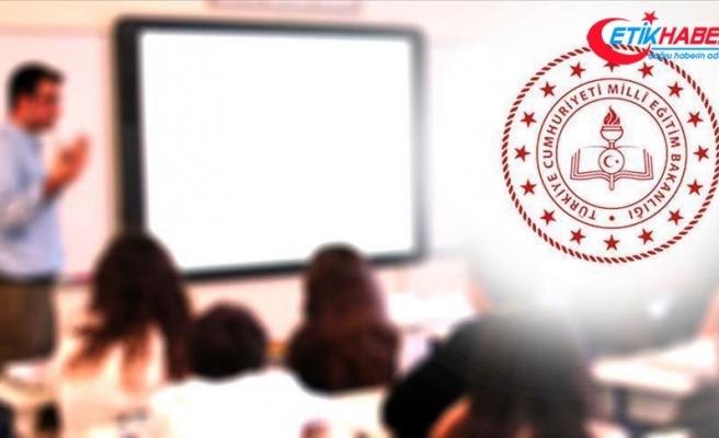 MEB'den öğretmen atamalarında 'başarı sıralamasına' ilişkin bilgilendirme yapıldı