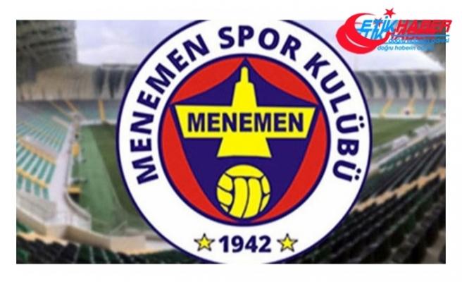 Menemenspor'da Kovid-19 testi pozitif çıkan kişi sayısı 22'ye yükseldi