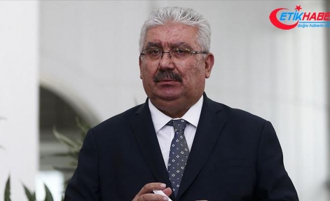 MHP'li Yalçın: Emekli Büyükelçi Ertuğrul Kumcuoğlu kesin ihraç talebiyle disipline sevk edildi