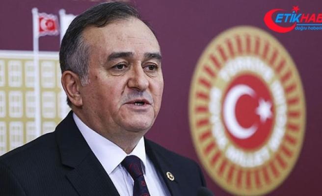 MHP'li Akçay: CHP, hemen her gün yeni bir ihanet, yolsuzluk, taciz ve tecavüz skandalına imza atmaktadır