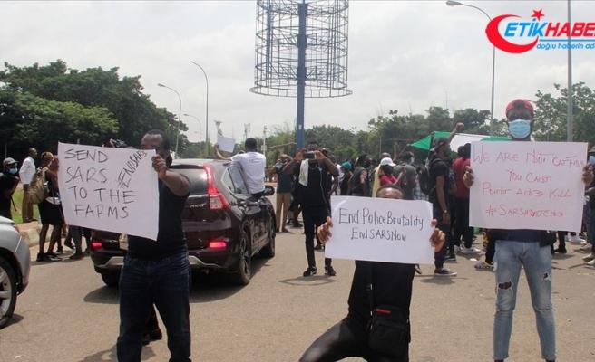 Nijerya'da protestolar devam ederken Rivers eyaletinde ordu sokağa indi