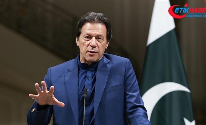 Pakistan şartlar oluştuğunda Hindistan ile barışa hazır